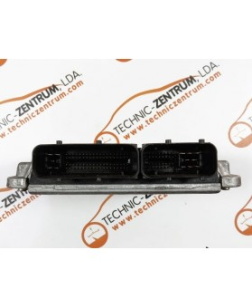 Centralita de Motor ECU Seat Ibiza 1.4I 036906034DG, 036 906 034 DG, 6160101808, 61601.018.08, IAW4MVDG, 6160101809, 61601.018.09