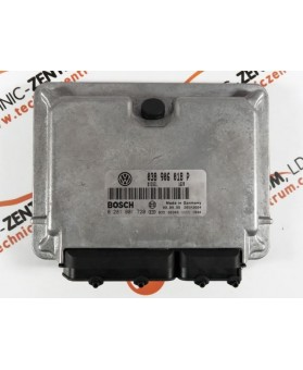 Centralita de Motor ECU VW Passat 1.9 TDI 038906018P, 038 906 018 P, 0281001720, 0 281 001 720, 281 001 720, 28SA3664
