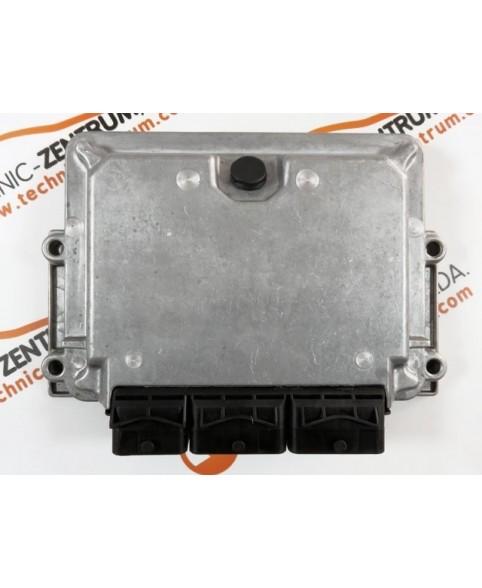 Centralina de Motor ECU Peugeot 607 3.0 V6 9646525880, 96 465 258, 0261206742, 0 261 206 742, 261 206 742, 26FM1020