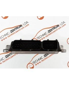 Module - Boitier ECU Fiat Bravo 1.6I 46551834, 6160038303, 61600.383.03, IAW49FB4