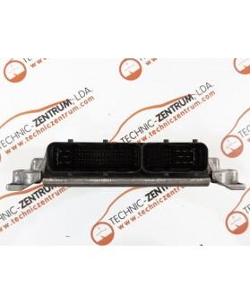 Centralita de Motor ECU Fiat Stilo 1.9 JTD 55187571, 55 187 571, 0281011398, 0 281 011 398, 281 011 398, 1039S02357, 19242AED