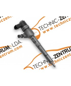 Injector Iveco Daily Fiat Ducato 0445110418, 504389548