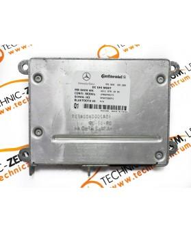 Mód. Bluetooth - Telem. Mercedes CLS (W219) A2118701885, A211 870 18 85, UH06MM01FC