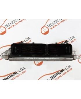 Engine Control Unit Opel Astra 2.0 DTI 09133267, 09 133 267, 0281001869, 0 281 001 869, 281 001 869, 28SA3994