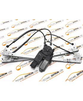 Motor Limpa Vidros Renault Laguna II 400462K, 400 462 K
