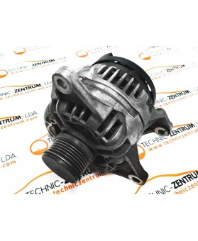 Alternador Iveco Daily Fiat Ducato Peugeot Boxer 504087183, 0124325122