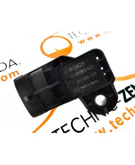 Sensor de Pressão Citroen...