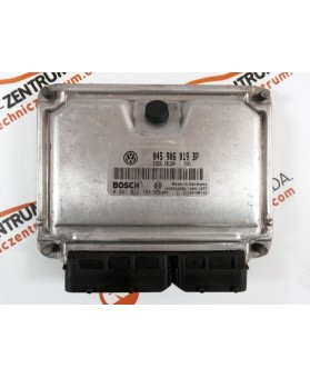Engine Control Unit VW Polo 1.4 TDI 045906019BP, 045 906 019 BP, 0281012194, 0 281 012 194, 281 012 194, 1039S10856, 1039S13127