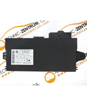 Mód. Body Control BMW 3 Series 6135923704701, 61.3592-370470.1, 5WK49515EBR(E90/E91/E92/E93)