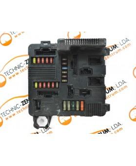 BSI - Cx. Fusíveis Renault Grand Scenic 8200306032B, S118399200E