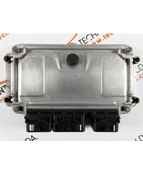 Engine Control Unit Peugeot 307 1.6i 9647480580, 96 474 805, 0261206943, 0 261 206 943, 261 206 943, 26FM1097, 9638765680, 96 387 656 80
