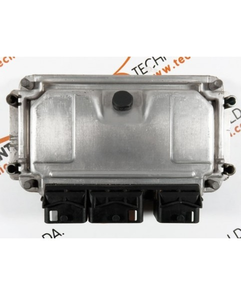 Engine Control Unit Peugeot 206 1.6i 9638783480, 96 387 834, 0261206942, 0 261 206 942, 261 206 942, 26FM0884, 26FM0879, 26FM0827