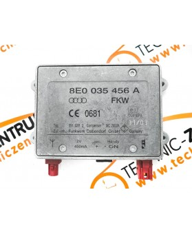 Mód. Bluetooth - Telem. Audi A4 8E0035456A, 8E0 035 45 6A