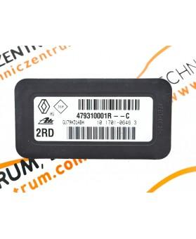 Outras Un. Controlo Renault Megane III 479310001RC, 479310001R-C, 10170106463, 10.1701-0646.3