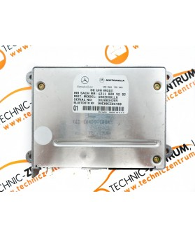 Mód. Bluetooth - Telem. Mercedes Benz Classe E W211 A2118209285, A 211 820 92 85, DM20034289