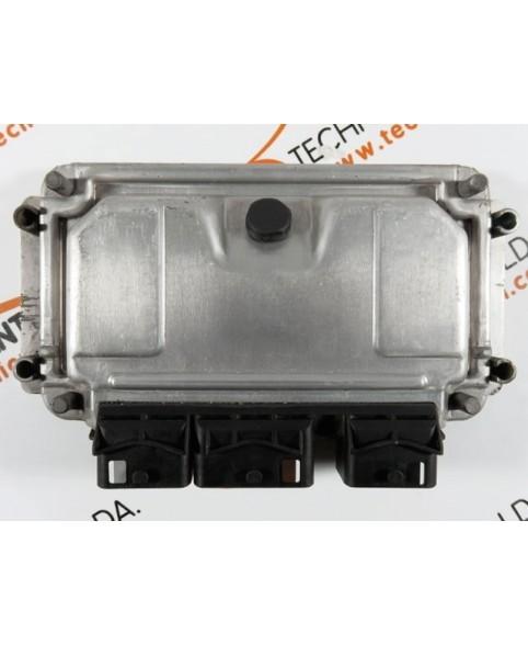 Centralina de Motor ECU Peugeot 206 1.6i 9643218980, 96 432 189, 0261207477, 0 261 207 477, 261 207 477, 26FM0957