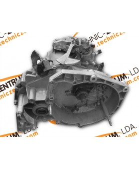 Caixa Velocidades Fiat 500...