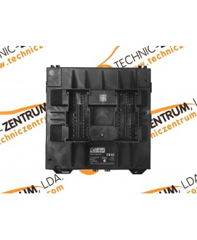 Mód. Body Control Seat Toledo 7H0937090, 7H0 937 090, 5WK50671, A2C87423400