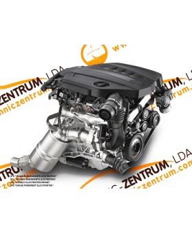 Motor Mitsubishi Pajero,...