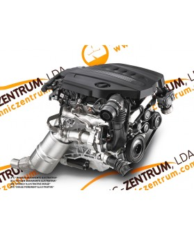 Motor Mercedes ML 642940