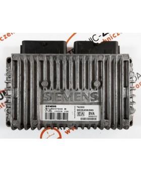 Gearbox - ECU - 9639456380