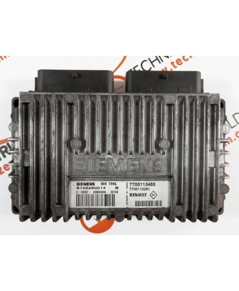 Gearbox - ECU - 7700113460