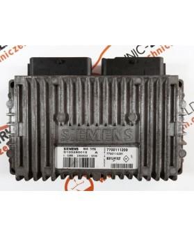 Gearbox - ECU - 7700111209