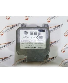 Module - Boitier - Airbag Volkswagen Polo - 6N0909601