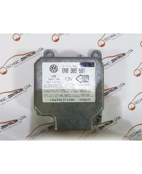 Centralina de Airbags Volkswagen Polo - 6N0909601