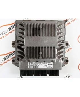 Centralina de Motor ECU Ford Focus 1.8 TDDI 5M5112A650MB, 5M51-12A650-MB, 5WS40227CT, 5WS4 0227CT