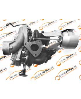 Turbos Mercedes Sprinter A6510905380, A 651 090 53 80, A6510900980, A 651 090 09 80, A6511800620, A 651 180 06 20