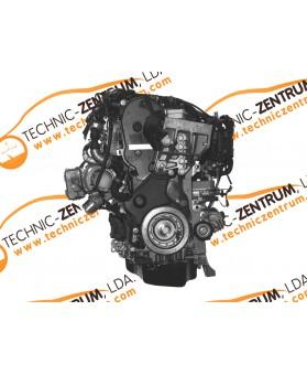 Motor Land Rover FreeLander - 224DT