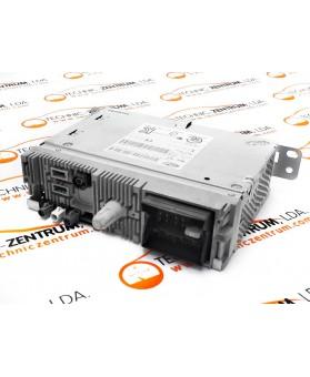 Sistema De Navegação Peugeot 208 9805493880, 98 054 938 80, 503551011503, IND00