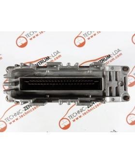 Centralina de Motor ECU VW Golf 2.0 GTI 037906024D, 037 906 024 D, 0261203266, 0 261 203 266, 261 203 266, 26SA0000