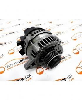 Alternador Mercedes-Benz Sprinter A0141542702, A 014 154 27 02, 0124425077, 0 124 425 077