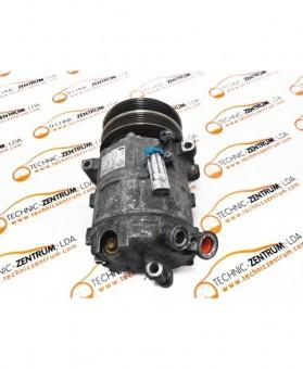 Compressor AC Alfa Romeo 159 60693332, HFC134A, HFC-134A