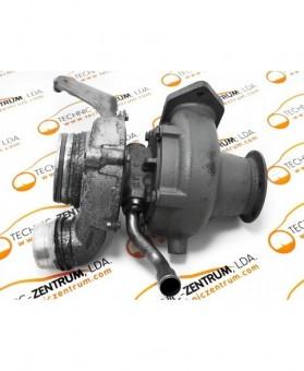 Turbo Bmw Series 1 (E87) 780059402, 7673780005, 767378-0005, 25820310FR