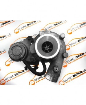 Turbo iveco Daily 3.0 504092197, 4918902912, 49189-02912
