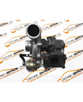 Turbo iveco Daily 2.3 504154739, 53039700102, 5303 970 0102