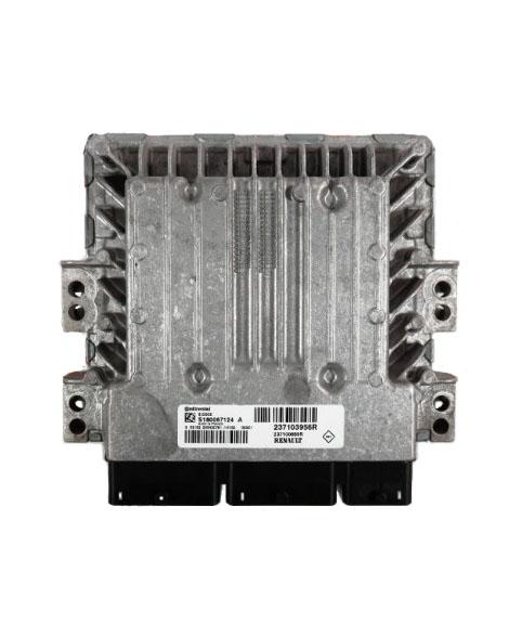 Centralina de Motor ECU Renault Scenic, Fluence 1.5 DCI 237103956R, S180067124A, S180067124 A, 237100669R