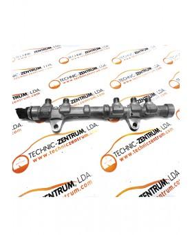 Tubo Distribuidor Combustível - Fiat 1.3 Multijet - 55234437, 0445214217, 0 445 214 217