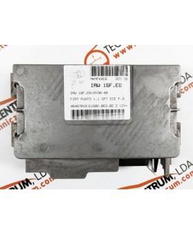 Centralina de Motor ECU Fiat Punto 1.1i 46467018, 6160206302, 61602.063.02, IAW16FEB