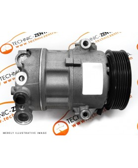 Compressor AC Renault...