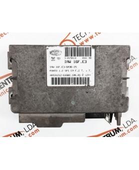 Centralina de Motor ECU Fiat Punto 1.2i 46531212, 6160210601, 61602.106.01, IAW16FE3
