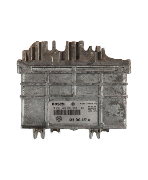 Centralina de Motor ECU Seat Cordoba 1.4i 6K0906027E, 6K0 906 027 E, 0261204593, 0 261 204 593, 261 204 593, 26SA5003