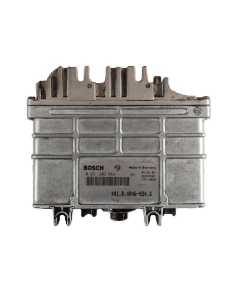 Centralina de Motor ECU Skoda Felicia 1.3i 441040460246, 441.0.4046-024.6, 0261203544, 0 261 203 544, 261 203 544, 26SA3560