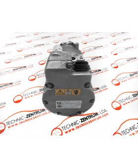Compressor AC BMW  21137510, 211375 10, 6452936487201, 6452-9364872-01, VPFKAH19D629FB, VPFKAH-19D629-FB