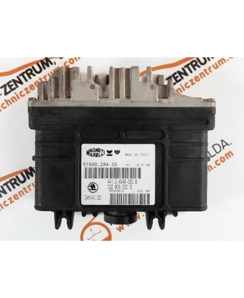 Centralina de Motor ECU Skoda Felicia 1.6i 441040460606, 441.0.4046-060.6, 6160028405, 61600.284.05, IAW1AVS0032906030M, 032 906 030 M