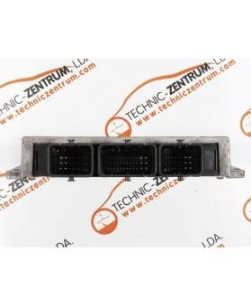 Centralina de Motor ECU Citroen Saxo 1.1i 9645704380, 96 457 043, 216471301, 21964618498000, 96 461 849 80 00