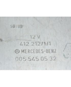 Mod Cruise Control Mercedes W124 - 0055450532